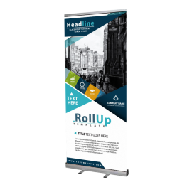 Roll Up Economic 100x200
