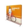 Ścianka tekstylna Embrace Eco 3x3 z wydrukiem