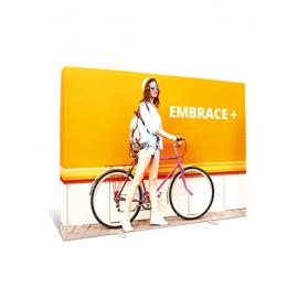 Ścianka Tekstylna Embrace+ 3x1 z wydrukiem