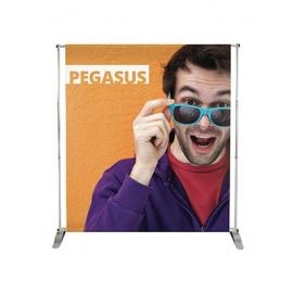 Ścianka Reklamowa Pegasus  z wydrukiem